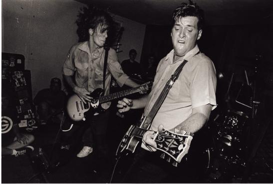 Rick Froberg & John Reis. Drive Like Jehu