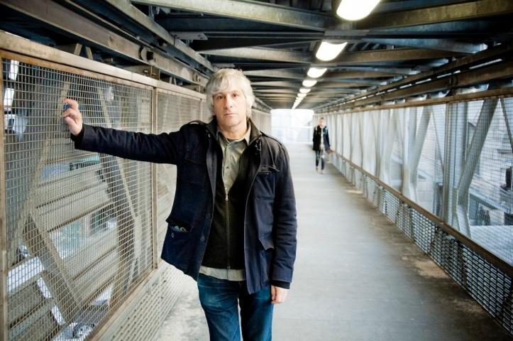 musician Lee Ranaldo, downtown Manhattan NY Jan 25 2012