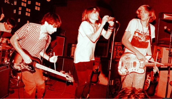 Sonic Youth, 1985