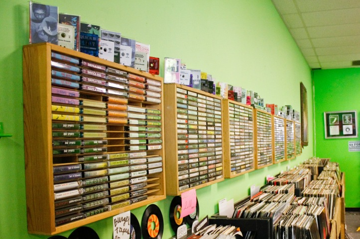 Burger Records Store
