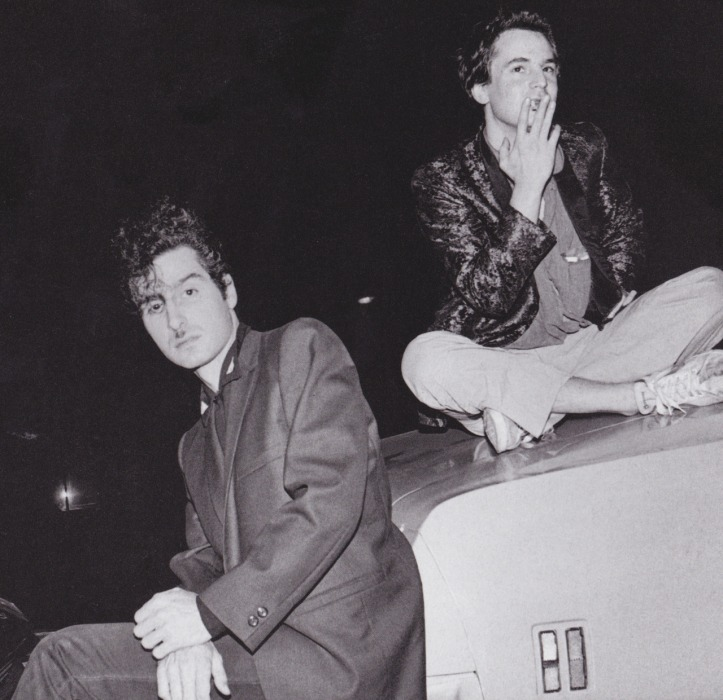 Tav Falco & Alex Chilton