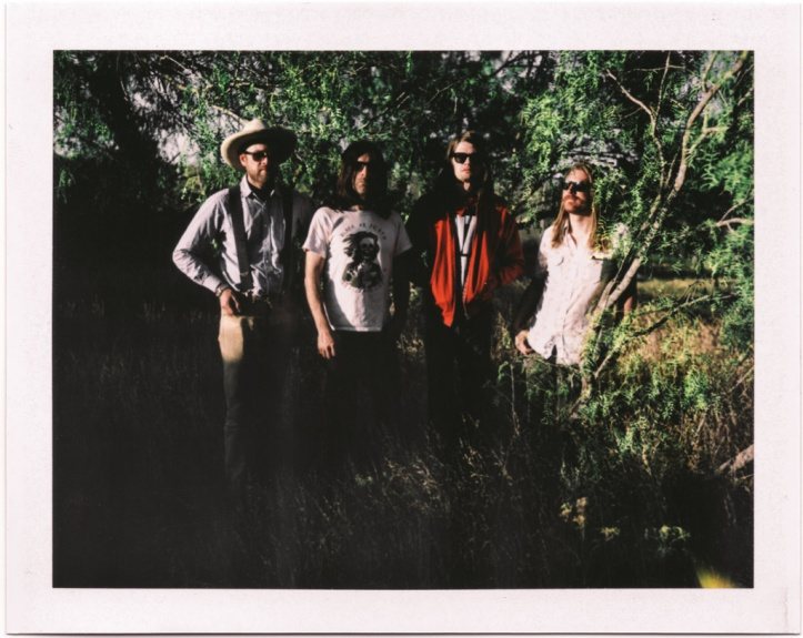 Christian Bland & The Revelators. Foto: Courtney Chavanelli (courtneychavanell.com)