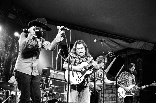 Roky Erickson & The Black Angels. Foto: Lilly Creightmore (www.lillycreightmore.com)