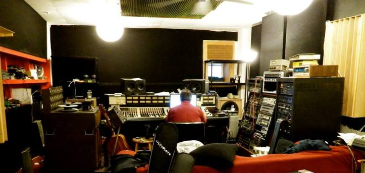 Jim at work (Foto: Megan Leggo)