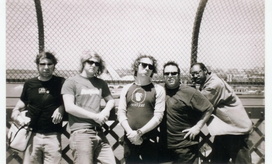 The Dirtbombs (Foto: Archivo Ben Blackwell)