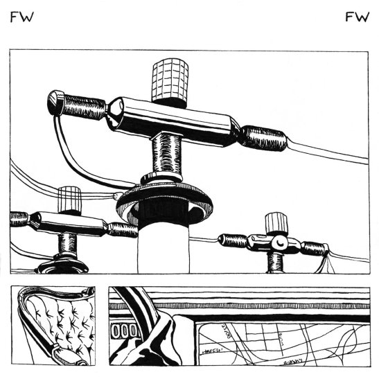 Forth Wanderers- Forth Wanderers