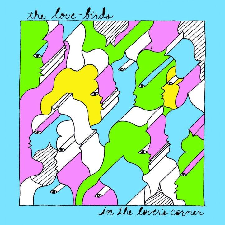 THE LOVE-BIRDS - In the Lover's Corner