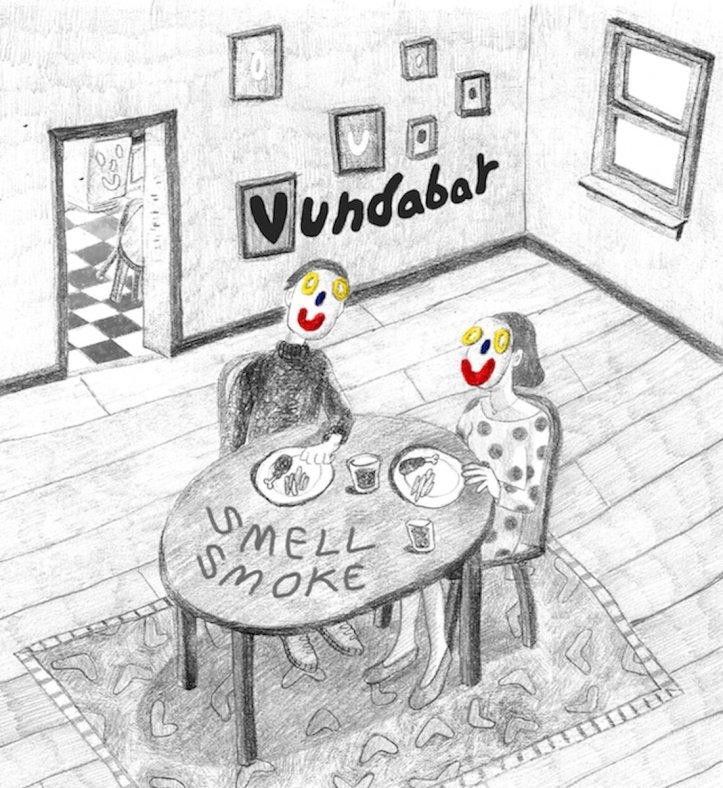 VUNDABAR – Smell Smoke